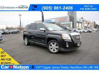 Used 2011 GMC Terrain SLT-2 | LEATHER | SUNROOF | REAR CAM for sale in Hamilton, ON