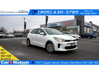 Used 2018 Kia Rio5 LX+ | HEATED SEATS | SAT RADIO | REAR CAM for sale in Hamilton, ON