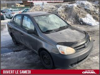 Used 2005 Toyota Echo Base for sale in St-Léonard, QC