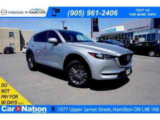 Used 2018 Mazda CX-5 GS | SUNROOF |LEATHERETTE  | REAR CAM for sale in Hamilton, ON