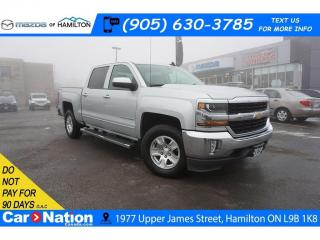 Used 2018 Chevrolet Silverado 1500 LT | SAT RADIO | 4X4 | ONSTAR | REAR CAM for sale in Hamilton, ON