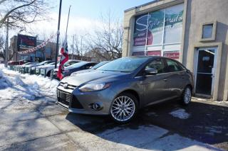 Used 2013 Ford Focus Berline 4 portes Titane for sale in Laval, QC