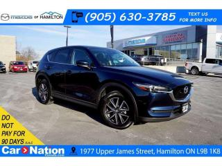Used 2018 Mazda CX-5 GT | SUNROOF | LEATHER | NAV | REAR CAM for sale in Hamilton, ON