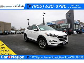 Used 2016 Hyundai Tucson PREMIUM 2.0 | HEATED SEATS | REAR CAM | AWD for sale in Hamilton, ON
