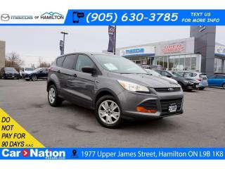 Used 2013 Ford Escape S | FWD | BLUETOOTH | CRUISE CONTROL for sale in Hamilton, ON