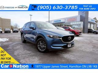 Used 2018 Mazda CX-5 GS | SUNROOF | HEATED SEATS | REAR CAM | AWD for sale in Hamilton, ON