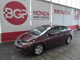 Used 2015 Honda Civic édition Lx Bien for sale in St-Georges, QC
