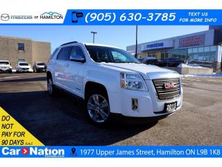Used 2015 GMC Terrain SLE-2 | SUNROOF | REAR CAM | HEATED SEATS for sale in Hamilton, ON