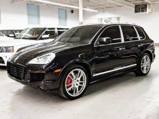 Used 2009 Porsche Cayenne TURBO S/NAVIGATION SYSTEM/SUEDE SEATS/SUEDE ROOF! for sale in Toronto, ON