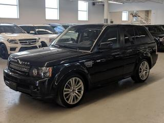 Used 2012 Land Rover Range Rover Sport HSE/NAVIGATION/PUSH BUTTON START/BLUETOOTH! for sale in Toronto, ON