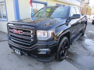 Used 2017 GMC Sierra 1500 WORK READY Z71 - ELEVATION PACKAGE 6 PASSENGER 5.3L - VORTEC.. 4X4.. QUAD-CAB.. SHORTY.. NAVIGATION.. HEATED SEATS.. BACK-UP CAMERA.. BLUETOOTH.. for sale in Bradford, ON