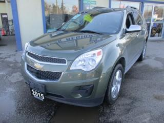 Used 2015 Chevrolet Equinox LIKE NEW LT-1 EDITION 5 PASSENGER 2.4L - ECO-TEC.. AWD.. HEATED SEATS.. POWER SUNROOF.. BACK-UP CAMERA.. BLUETOOTH SYSTEM.. for sale in Bradford, ON