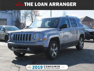 Used 2017 Jeep Patriot for sale in Barrie, ON