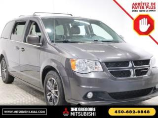 Used 2017 Dodge Grand Caravan SXT PREMIUM A/C GR for sale in Laval, QC