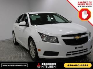 Used 2014 Chevrolet Cruze Eco A/c for sale in Laval, QC