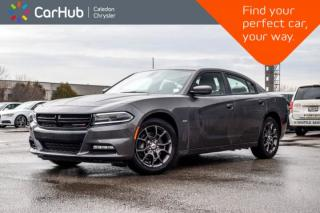 Used 2018 Dodge Charger GT|AWD|Sunroof|Backup Cam|Bluetooth|Blind Spot|R-Start|Leather|19