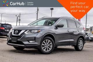 Used 2017 Nissan Rogue SV|AWD|Navi|Pano Sunroof|Bluetooth|Backup Cam|R-Start|Heated Front Seats|17