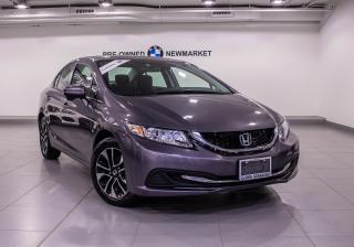Used 2016 Honda Civic Sedan LX CVT -1OWNER|NO ACCIDENTS| for sale in Newmarket, ON