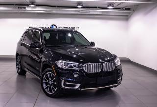 Used 2017 BMW X5 xDrive35d -1OWNER|NO ACCIDENTS|PANO SUNROOF| for sale in Newmarket, ON