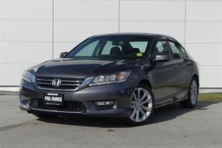 Used 2013 Honda Accord Sedan V6 Touring at *Loaded*Navi* for sale in Vancouver, BC