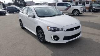 Used 2016 Mitsubishi Lancer SE LTD for sale in Mount Pearl, NL