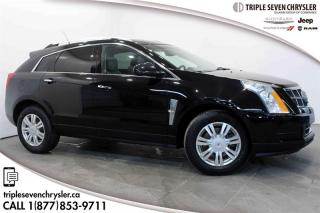 Used 2011 Cadillac SRX AWD V6 Luxury 1SB *REMOTE START* for sale in Regina, SK