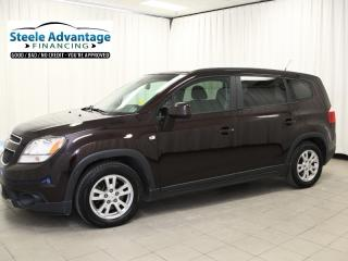Used 2013 Chevrolet Orlando LT - Alloys, Satellite Radio, OnStar and #1 Best Price!! for sale in Dartmouth, NS