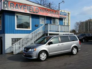 Used 2014 Dodge Grand Caravan SXT **Full Stow N GO/Only 35k!!** for sale in Barrie, ON