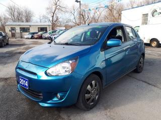Used 2014 Mitsubishi Mirage SE,Certified,Low kms!! for sale in Oshawa, ON