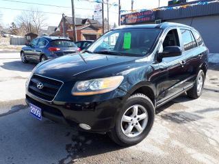 Used 2009 Hyundai Santa Fe GL,Certified,AWD! for sale in Oshawa, ON