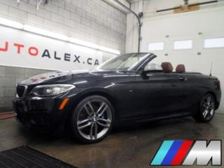 Used 2016 BMW 2 Series M235i Xdrive Xdrive M for sale in St-Eustache, QC