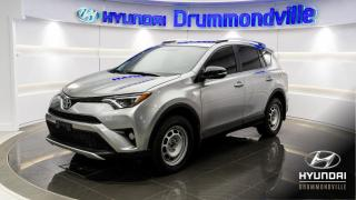 Used 2016 Toyota RAV4 SE + GARANTIE + AWD + NAVI + TOIT + MAGS for sale in Drummondville, QC