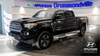 Used 2017 Toyota Tacoma TRD SPORT + GARANTIE + NAVI + CAMÉRA + T for sale in Drummondville, QC