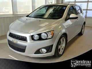 Used 2012 Chevrolet Sonic Lt + T.ouvrant + A/c for sale in Ste-Julie, QC