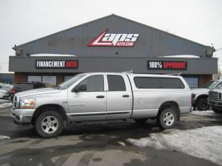 Used 2006 Dodge Ram 1500 ***SLT / 4X4*** for sale in Ste-Catherine, QC