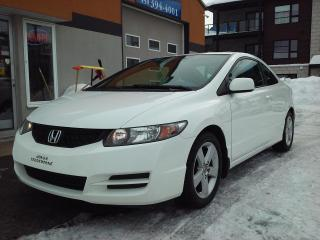 Used 2009 Honda Civic SR LX 5 vitesses air grélec toit mags for sale in St-Charles-Borromée, QC