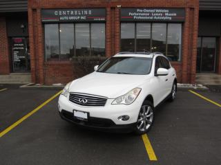 Used 2008 Infiniti EX35 TECHNOLOGY PACKAGE / $9995+HST+LIC FEES/ CLEAN CARFAX REPORT for sale in North York, ON