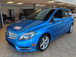 Used 2014 Mercedes-Benz B-Class B250 Toit Panoramique Cuir Mags for sale in Pointe-Aux-Trembles, QC