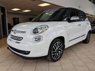 Used 2014 Fiat 500 L Lounge Cuir Mags for sale in Pointe-Aux-Trembles, QC