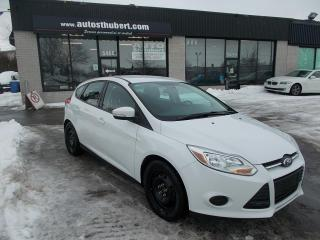Used 2014 Ford Focus SE **UNE AUBAINE** for sale in St-Hubert, QC