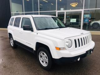 Used 2014 Jeep Patriot Sport/North for sale in Ingersoll, ON