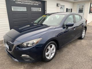 Used 2014 Mazda MAZDA3 GX-SKY for sale in Kingston, ON