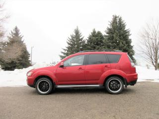 Used 2011 Mitsubishi Outlander GT V6 AWD- 7 Passenger for sale in Thornton, ON