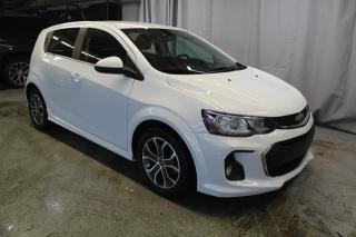 Used 2017 Chevrolet Sonic LT  (BAS KILO SEULEMENT 31355KM) for sale in St-Constant, QC