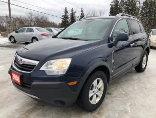 Used 2008 Saturn Vue XE ALL WHEEL DRIVE for sale in Stouffville, ON