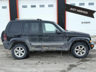 Used 2007 Jeep Liberty Ltd. 4x4 for sale in Jarvis, ON