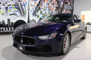 Used 2014 Maserati Ghibli for sale in Concord, ON