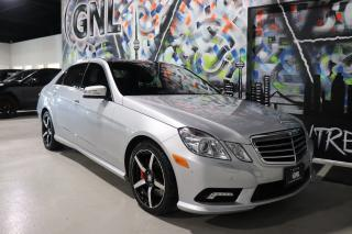 Used 2011 Mercedes-Benz E-Class E 550 for sale in Concord, ON