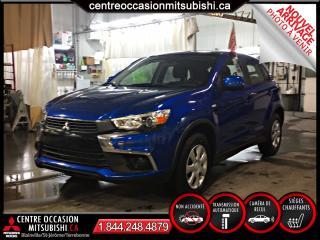 Used 2017 Mitsubishi RVR ES 2WD ECRAN TACTILE CAM DE RECUL SIEGES for sale in Blainville, QC