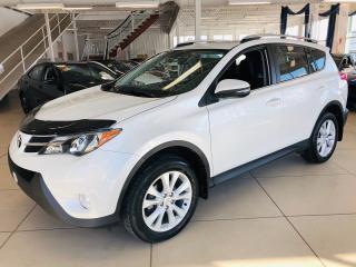 Used 2015 Toyota RAV4 LTD for sale in Rouyn-Noranda, QC